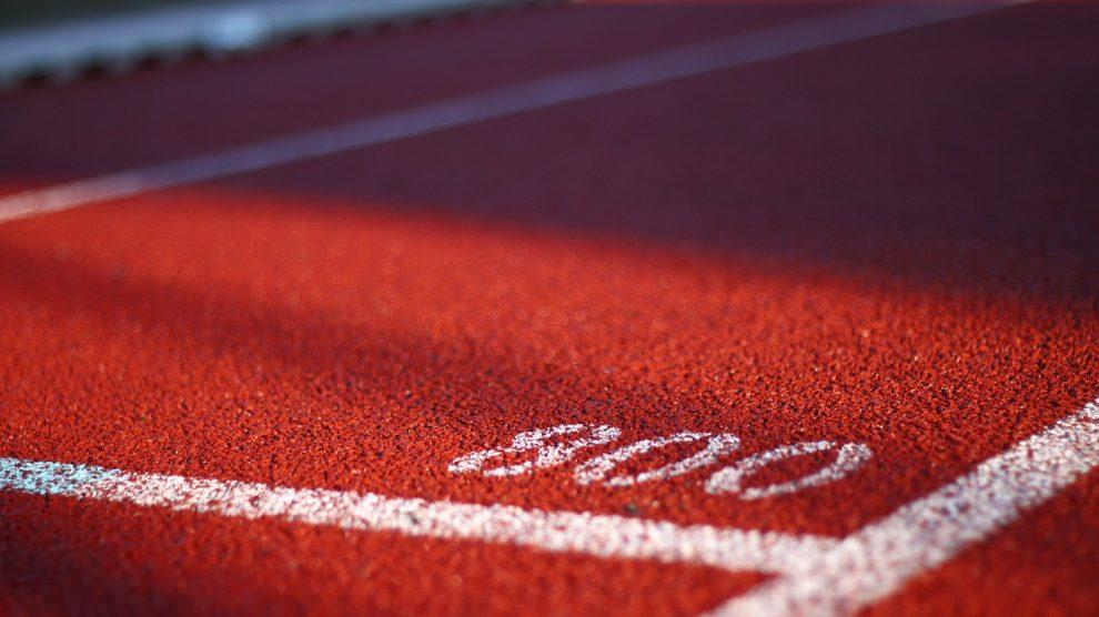 Olympia, Sprinten, Laufen